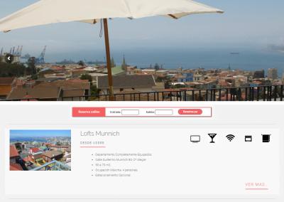 Lofts Valparaíso